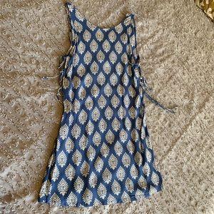 Lucylove blue summer dress